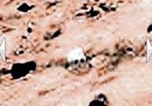 Marte al descubierto: Desde la Viking a la Curiosity. ¿Civilizaciones perdidas? 044007-skull