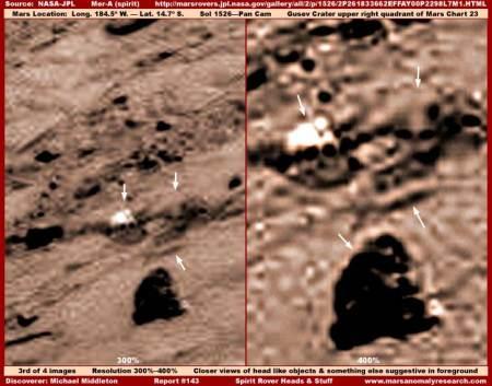 Marte al descubierto: Desde la Viking a la Curiosity. ¿Civilizaciones perdidas? 3-143-split-300x-400x