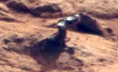 mars anomalia curiosity